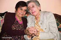 La Jornada: Un reunión con Juana María Villa y Ana María Zapata