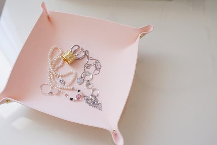 diy home neoprene jewelry holder