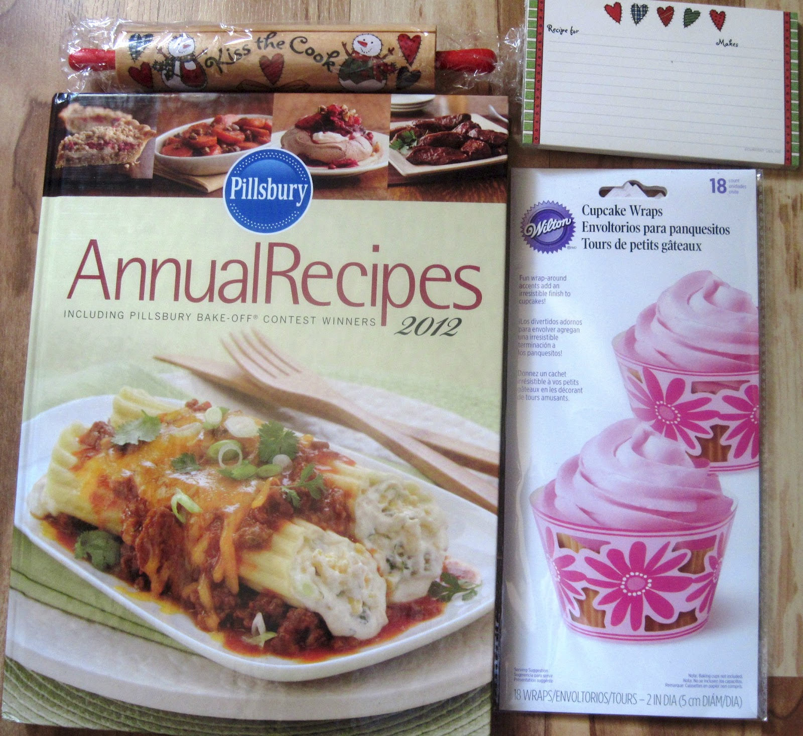 PILLSBURY ANNUAL RECIPES 2006, Hardcover, Includes Bake-off Contest Winners
