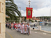 Sv. Klement proslava Milna slike otok Brač Online