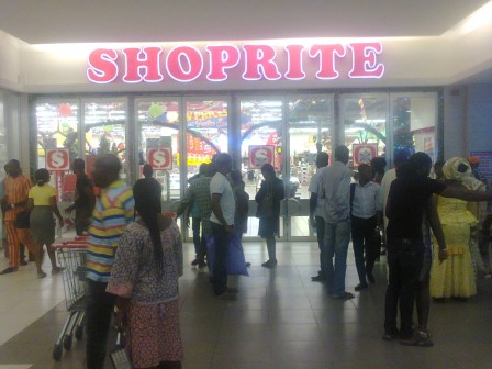 Lagos State Safety Commission Shuts Shoprite Over Breach Of Safety Law