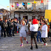 Αποκριάτικο καρναβάλι: Γερακίτες και  κοντοχωριανοί όλοι μαζί γελάμε