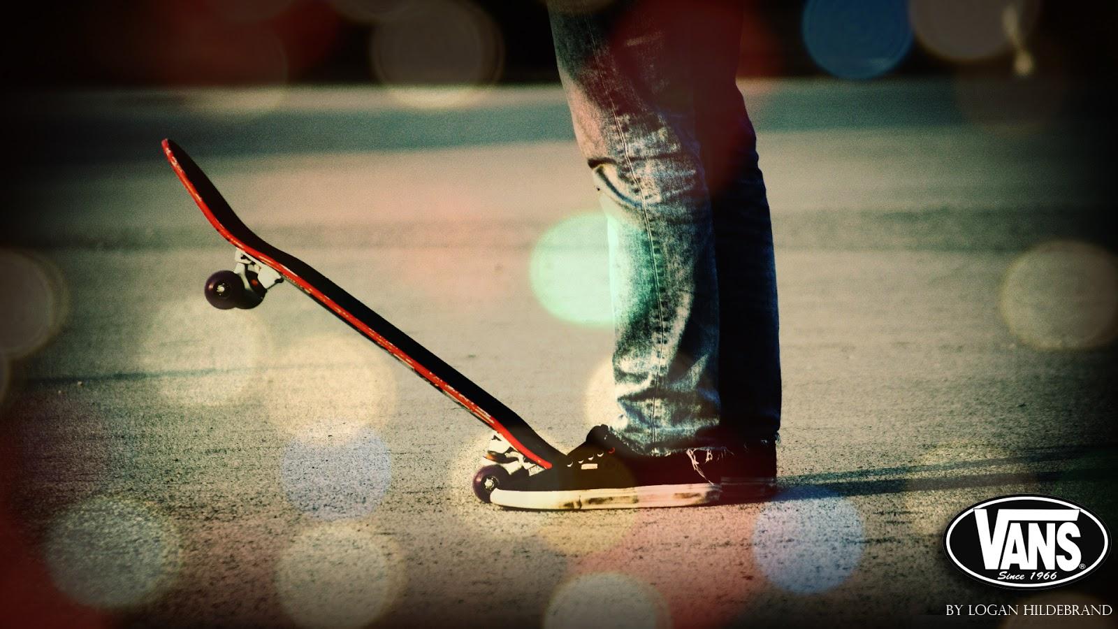 vans skate boarding escape and go create