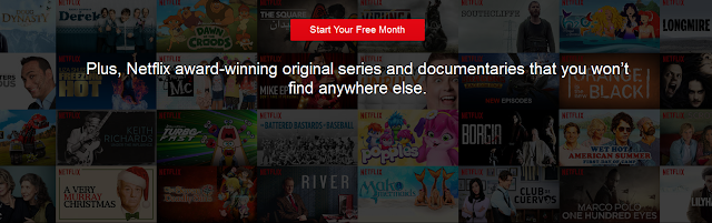 美國Netflix