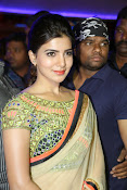 Samantha Latest Glam pics in saree-thumbnail-15