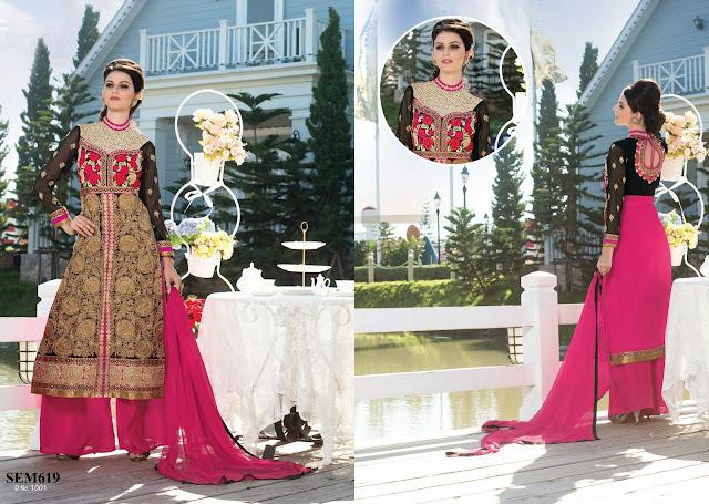 Latest Plazzo Style Long Salwar Kameez – Exporter