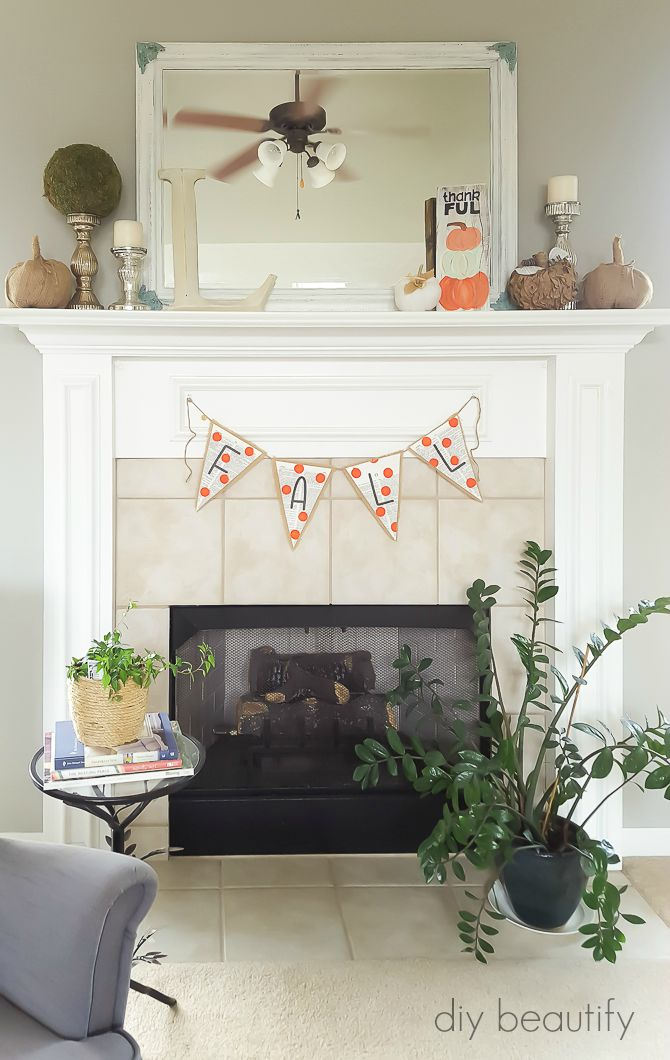 Fall decorating | diy beautify