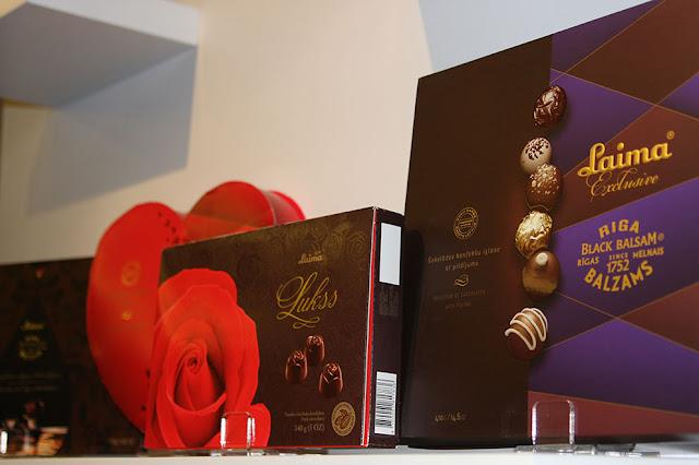 шоколадный музей Laima