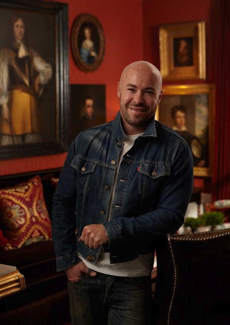 the style saloniste: Bespoke at Home: San Francisco antique dealer ...