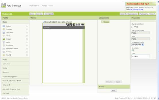 Tutorial Java Netbeans Mysql: Tutorial App Inventor Untuk