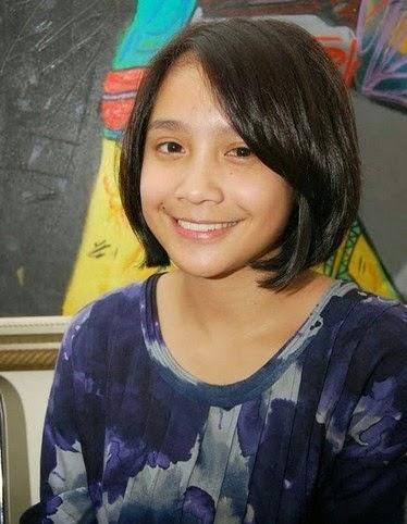 Foto Model Rambut Nagita Slavina