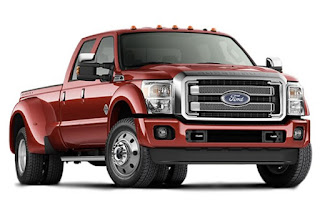 Review Ford Super Duty F 450