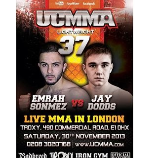 Jay Dods Ellis  -  Aikido / MMA