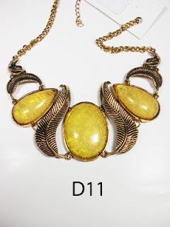 kalung aksesoris wanita d11