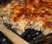 Mushroom,Chicken & Sausage Casserole