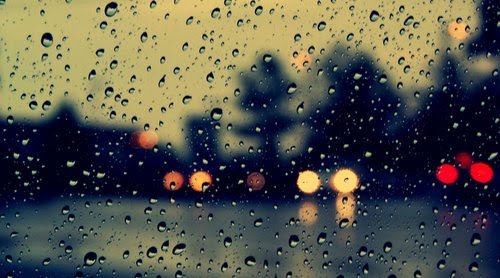 Its rain outside.. ~