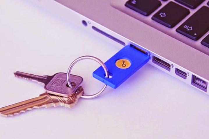 Google Security Key, una solución al robo de contraseñas
