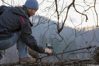 Shooting Video with the Varavon Slidecam V800