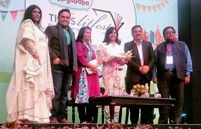 Winner of TOI Write India