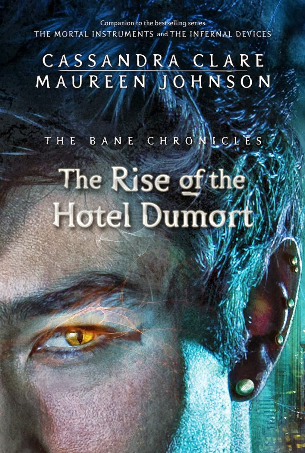 The Bane Chronicles The+rise+of+the+hoter+dumbort