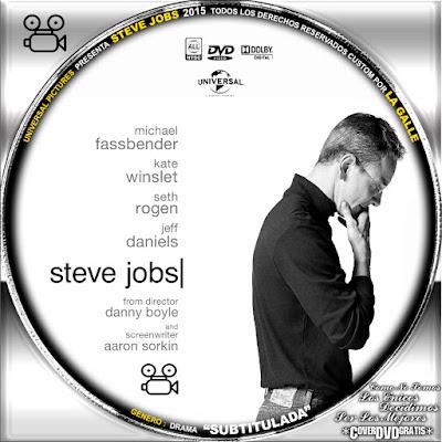 steve jobs dvd Steve Jobs 2015 DVD COVER
