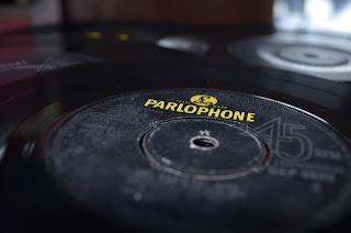 Parlophone 45's