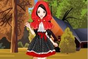 Kırmızı Başlıklı Kız Çizgi Filmi Oyunu