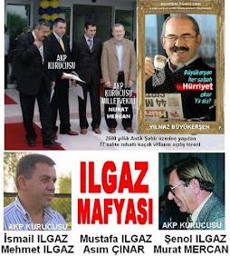 TAYYİP'İN KATİL MAFYASI