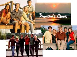 Imágenes de la serie americana Dawson crece