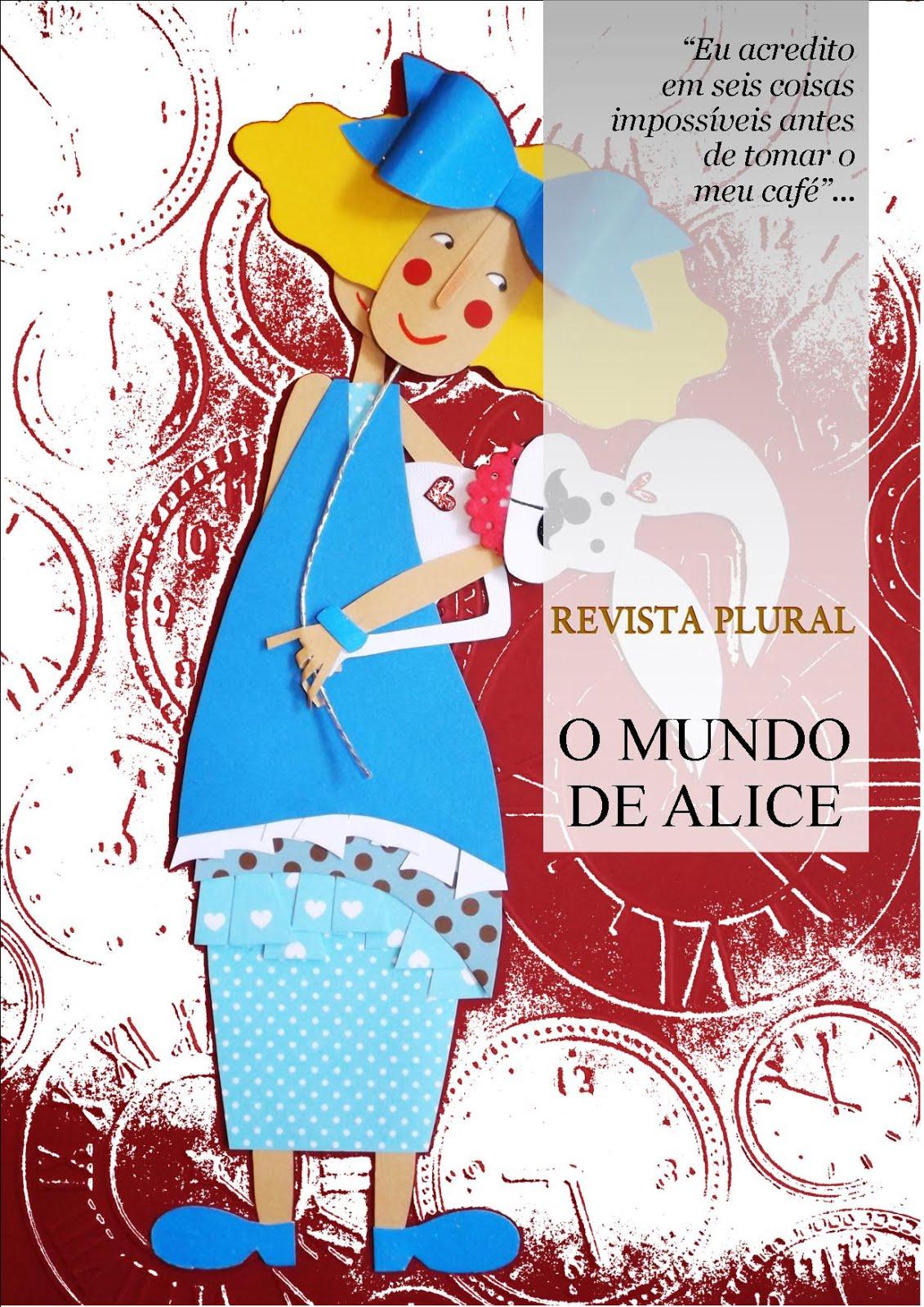 Plural - no mundo de Alice