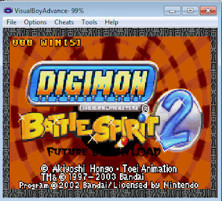 Download Digimon Battle Spirit 2