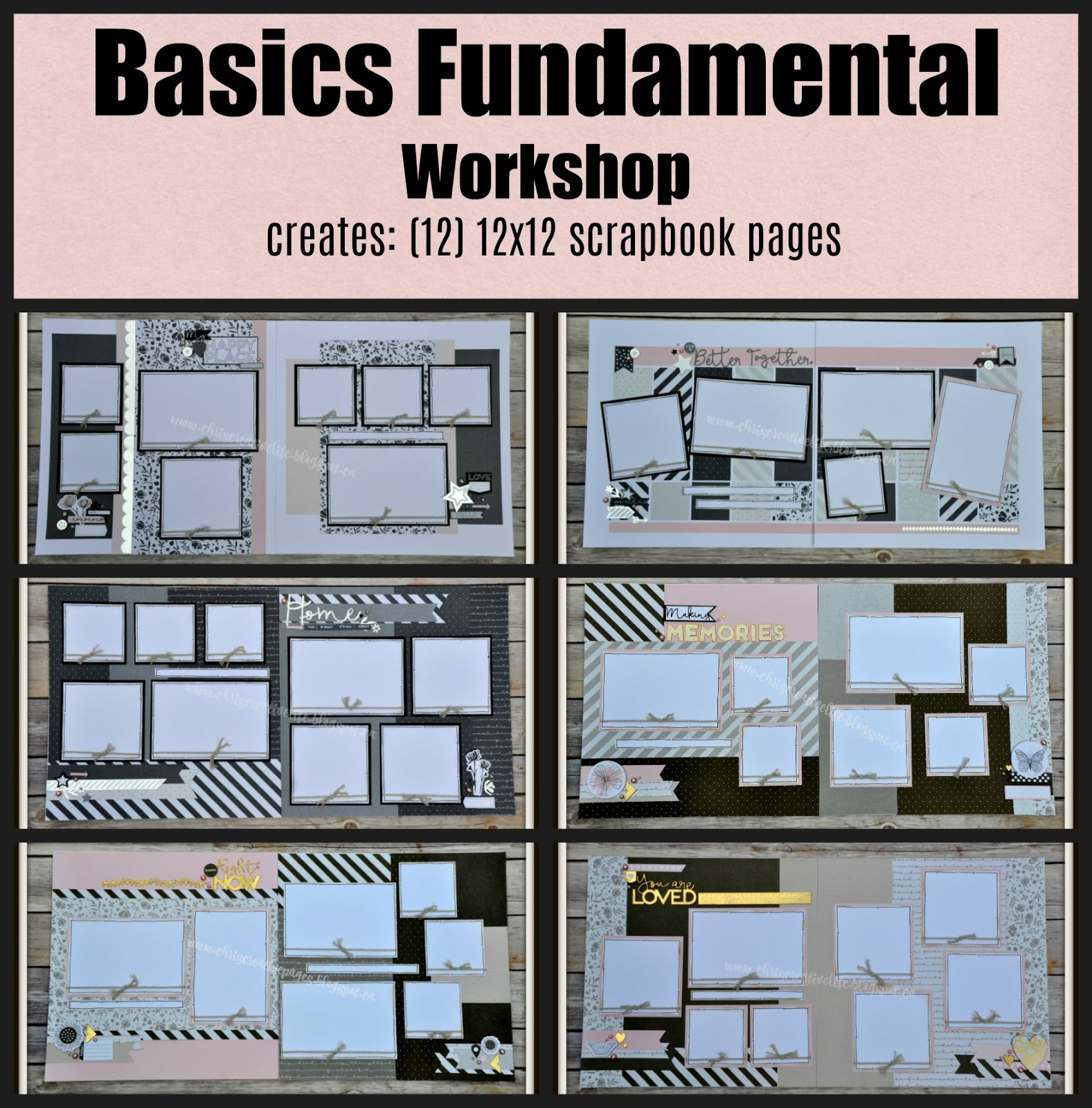 Basics Fundamental Workshop