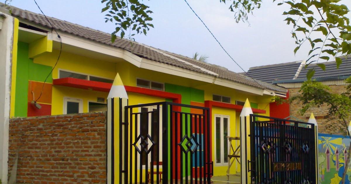 TKIT-TPQ BAITUL 'AINI: Tampak Depan Gedung Sekolah Taman ...