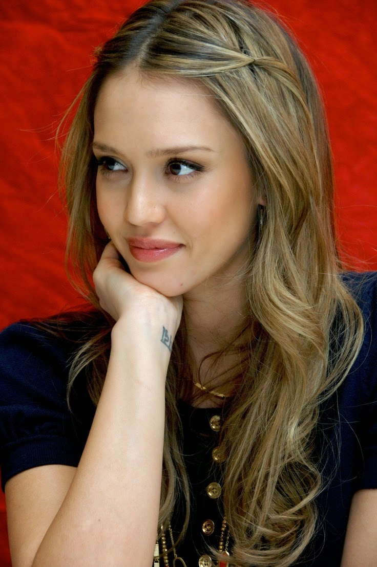Hairstyles: Jessica Alba Hair Color Jessica Alba