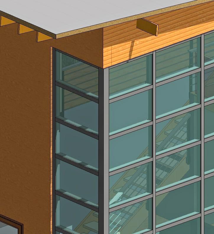 Revit Curtain Wall : Revit windsurfer corner glazing for curtain walls
