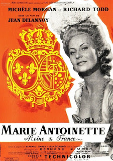 Watch Shadow of the Guillotine (Marie-Antoinette reine de France) (1956) movie free online