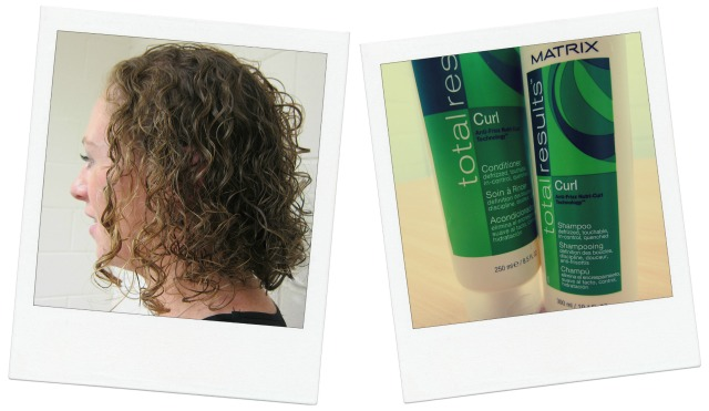 Matrix Total Results Curl Shampoo and Conditioner