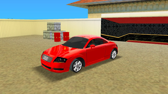 Audi TT - GTA Vice City