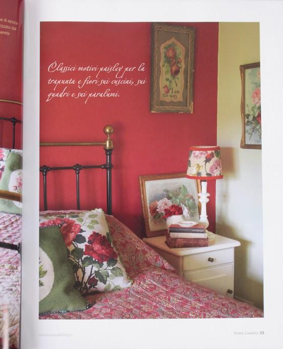 Querido Refúgio Blog de decoração Agosto 2012 ~ Quarto Rosa E Vermelho