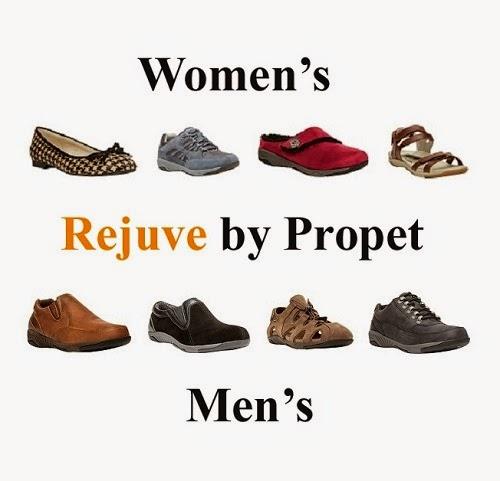 Winners Choice Rejuve footwear