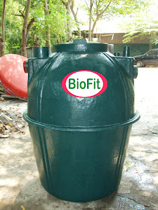 Septic Tank BioFit Type BF-Series