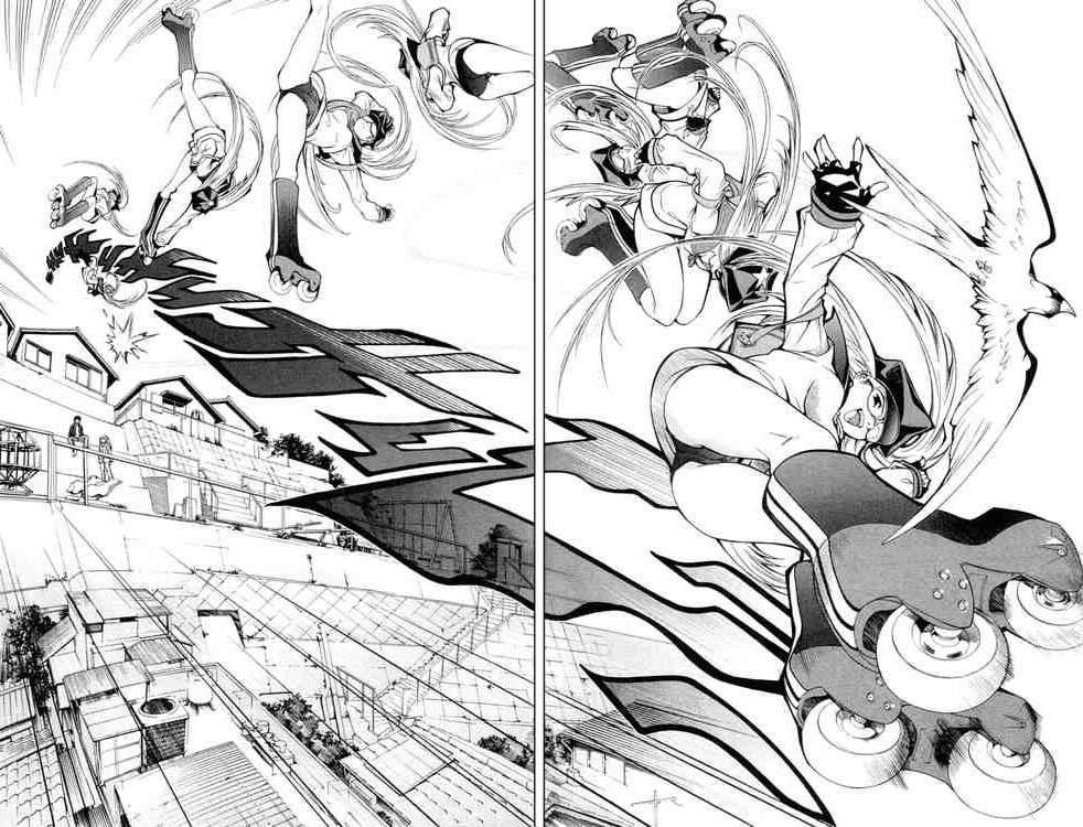 Air Gear Chap 1 - Trang 33