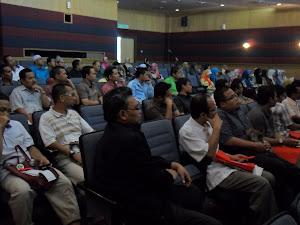 Nu-Prep 100' Seminar Kesihatan'  PERODUA 2011 bersama Pakar Andrologi Malaysia