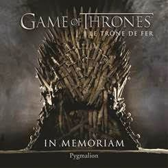 Game of Thrones : In Memoriam