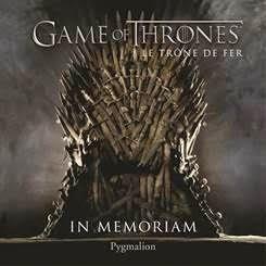 Game of Thrones : In Memoriam