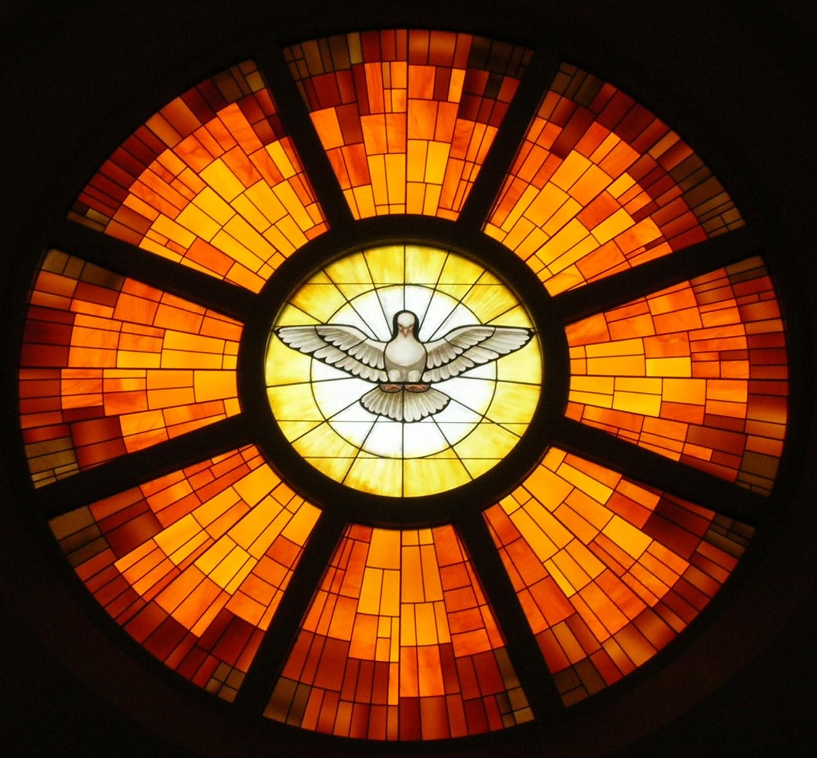 Espíritu Santo, Basílica de San Pedro