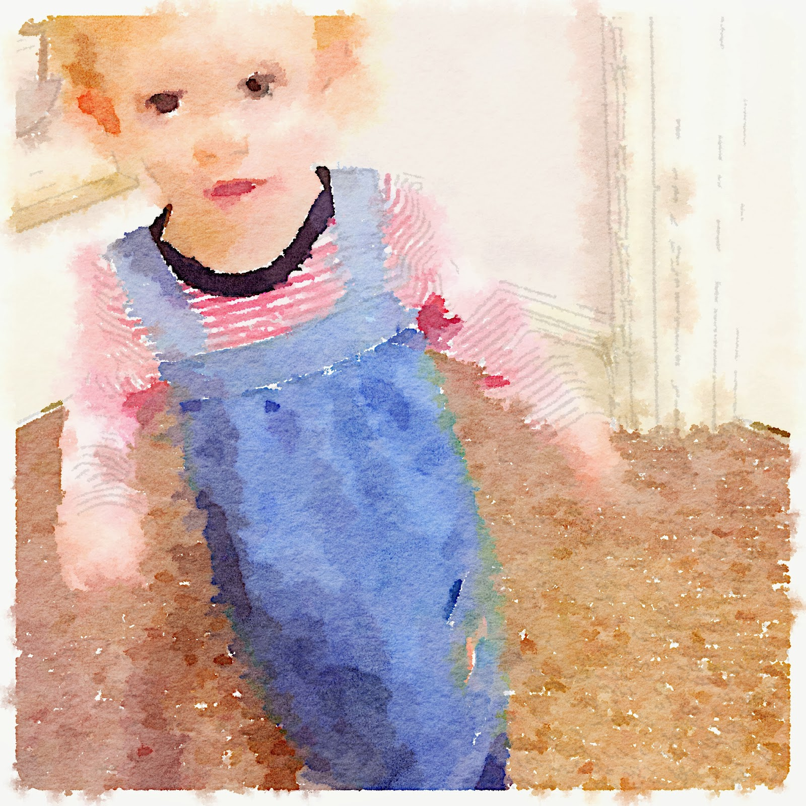 mamasVIB | V. I. BUSY BEES: How to turn your baby picts in works of art… that's as easy as ABC! | How to turn your baby picts in works of art | waterlogged app | phone and iPad add | turn your pictures into art | make watercolour painting out of your photos | creative photographs | mamasVIB