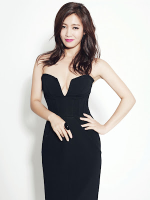 Nam Sang Mi - Marie Claire Magazine August Issue 2013