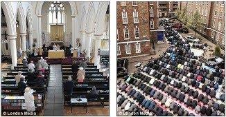 """☪ LONDRA sau LONDONISTAN? Cum devine capitala Marii Britanii """"FARUL ISLAMULUI"""""""