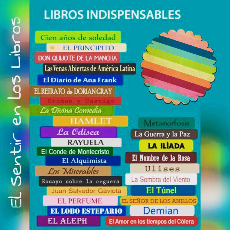 Libros indispensables